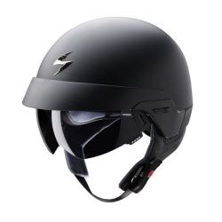 Scorpion EXO-100 Matt Black Open Face Helmet