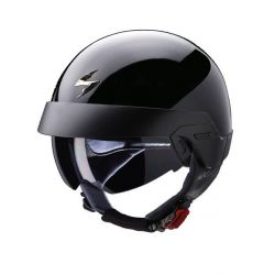 Scorpion EXO-100 White Open Face Helmet