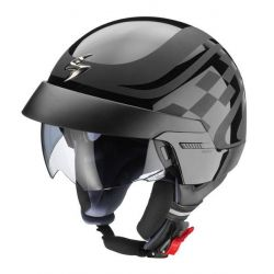Scorpion EXO-100 Flagster Open Face Helmet