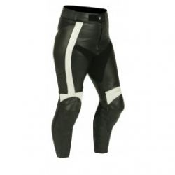 Frank Thomas FTL314 Ladies Leather Venus Trousers White