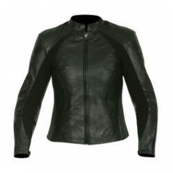Frank Thomas FTL313 Ladies Leather Venus Jacket Black