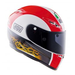 AGV GP TECH FACES LTD EDITION