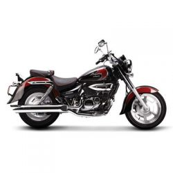 Hysong GV 125 Cruiser Motorcycle