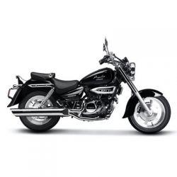 Hysong GV250 Cruiser Motorcycle