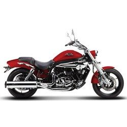 Hysong GV650P Cruiser Motorcycle