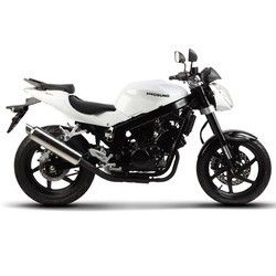 Hysong GT125 Motorcycle