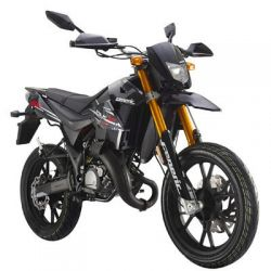 Generic Trigger 50cc SuperMoto Motorcycle