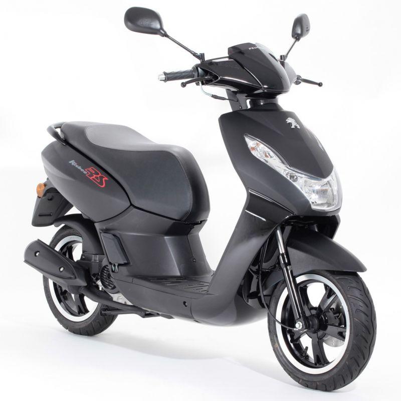 peugeot kisbee rs 100cc scooter poole moto. Black Bedroom Furniture Sets. Home Design Ideas
