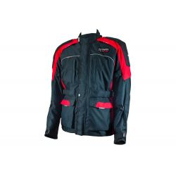 Armr Kiso Long Textile Waterproof Jacket with CE Arrmor
