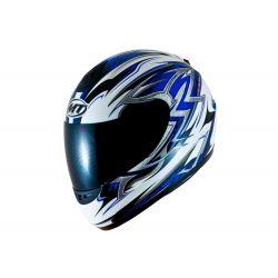 MT Roadster Helmet White Blue