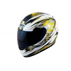 MT Roadster Helmet White Grey