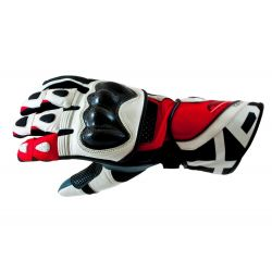 Armr XP-9 Motorcycle Glove Black Grey