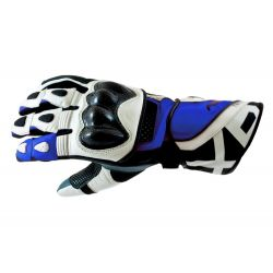 Armr XP-1 Motorcycle Glove Red White Black