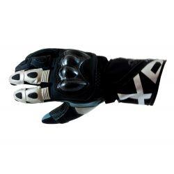 Armr XP-1 Motorcycle Glove Blue White Black