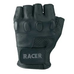 RACER BUBBLE GLOVE BLACK