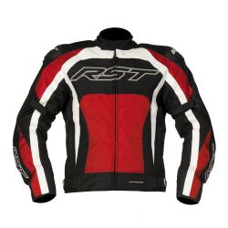 RST Pro Series Textile Jacket Red