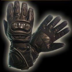 RS Performance Ride Leather Waterproof Glove