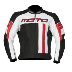 RST Moto Leather Jacket