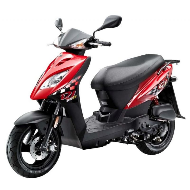 kymco dj50 50cc scooter poole moto. Black Bedroom Furniture Sets. Home Design Ideas