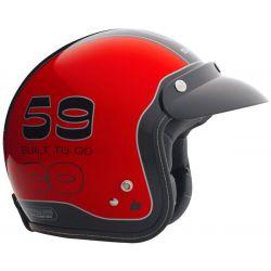 Bultaco Metralla Open Face Helmet