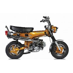 Skyteam SkyMax 125 ST125-6A Motorcycle