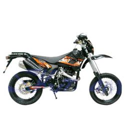 Skyteam PBR125 Motorcycle