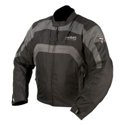 Armr Okita Textile Waterproof Jacket with CE Armour