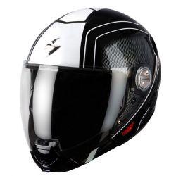 Scorpion EXO 300 Grid Black/White