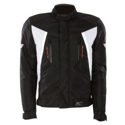 Katana Jacket Black/Orange