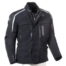 Odyssee Jacket Black