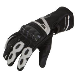 Spitfire Gloves Black/White