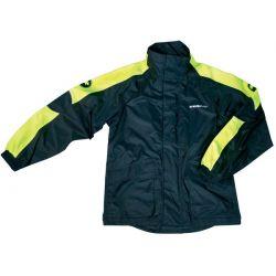 Maniwata Jacket Rainwear Black/Fluo