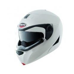 Caberg Modus Metal White Front Helmet