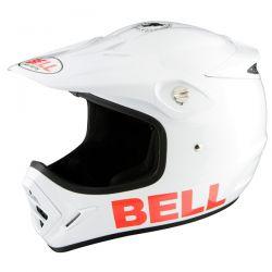 Bell Moto 8 Solid White 01G
