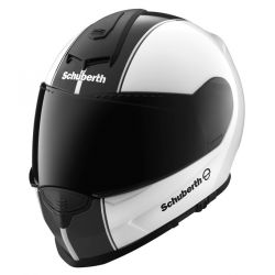 Schuberth s2 lines white/grey