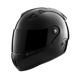 Schuberth SR1 Gloss Black Motorcycle Helmet