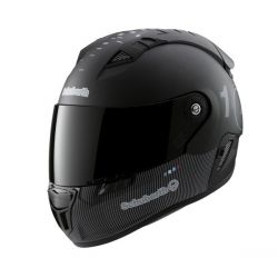 Schuberth SR1 Tech Matt Black Motorcycle Helmet