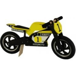 Kiddi Moto Kenny Roberts Woodern Motorcycle Scooter