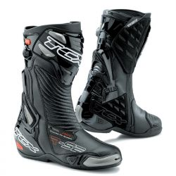 TCX R-S2 Racingline White Motorcycle Boot