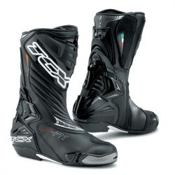TCX R-S1 Racingline Black Motorcycle Boot