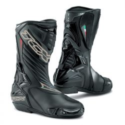 TCX S-R1 GORE TEX Racing Line Black