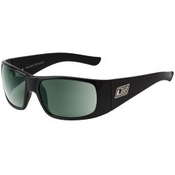 Dirty Dog Bone Sunglasses Black And Green