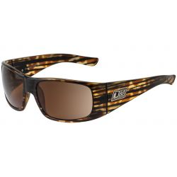 Dirty Dog Bone Sunglasses Dark Brown