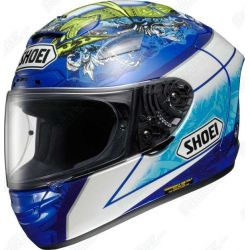 Shoei X-Spirit II BAUTISTA TC-2