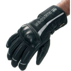 Bering Ouranos Black Gloves
