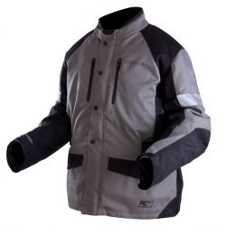 Bering Luis Textile Jacket Grey