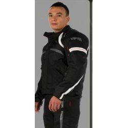 Charger Jacket Black