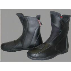 655 Short Boot Black