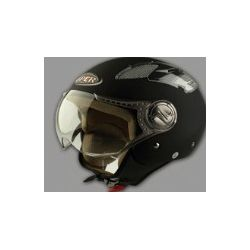 Viper RS-16 Open face Helmet Matt Black