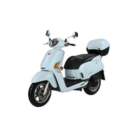 kymco like 50 scooter poole moto. Black Bedroom Furniture Sets. Home Design Ideas